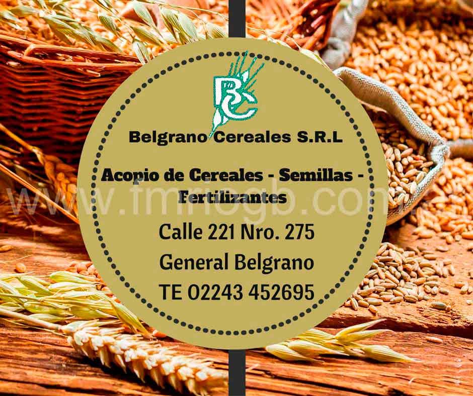 Belgrano Cereales General Belgrano