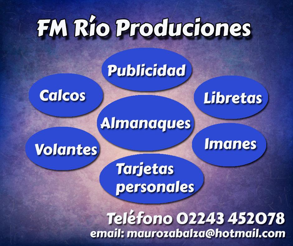 Fm Río producciones